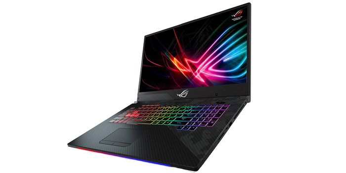 Expensive gaming laptop - ASUS ROG Strix Scar 2