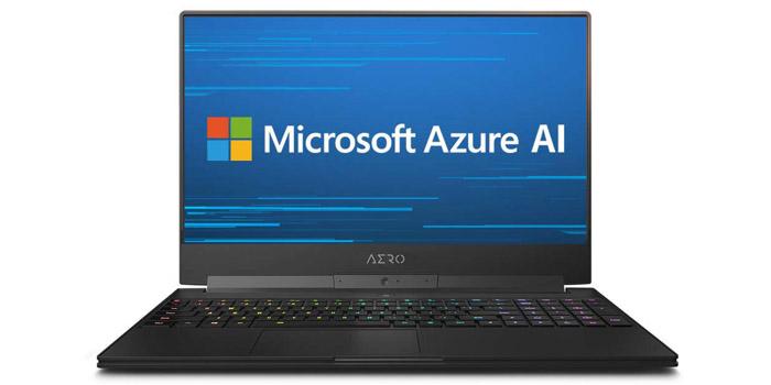 Gigabyte Aero Azure AI Laptop