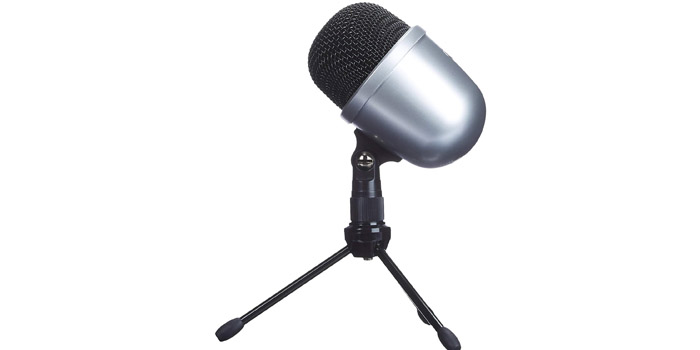 AmazonBasics Mini Condenser Microphone