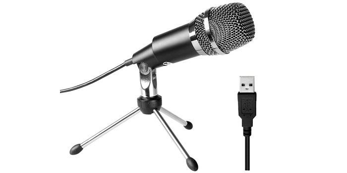 FIFINE USB budget microphone
