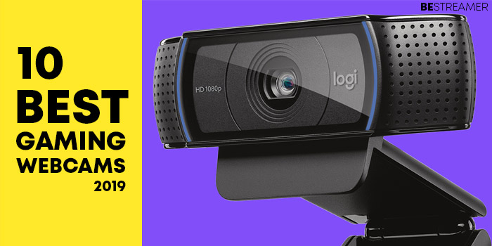10 Best Webcams for Twitch Streaming