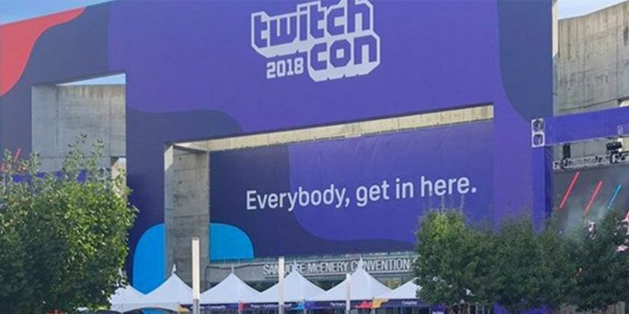 TwitchCon networking