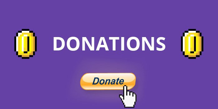 Accepting donations on Twitch