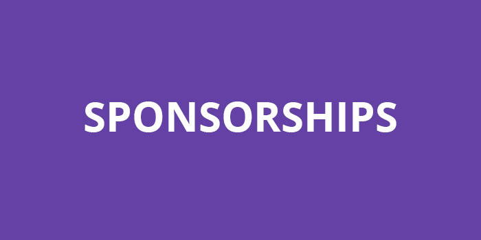 Getting a sponsorship on Twitch