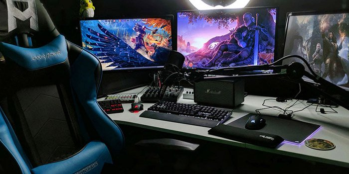 How to Become a Twitch Streamer Computer Setup