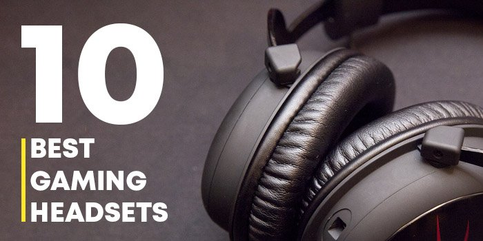10 Best gaming headsets for Streaming