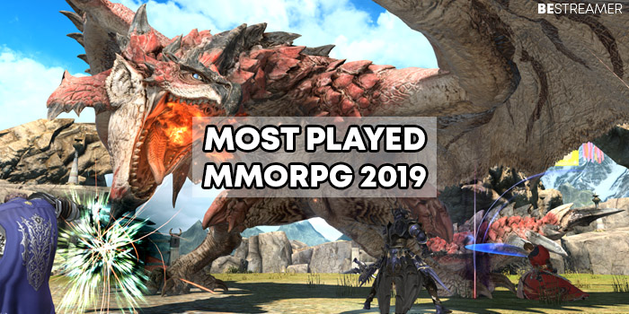10 Most Played MMORPG 2019