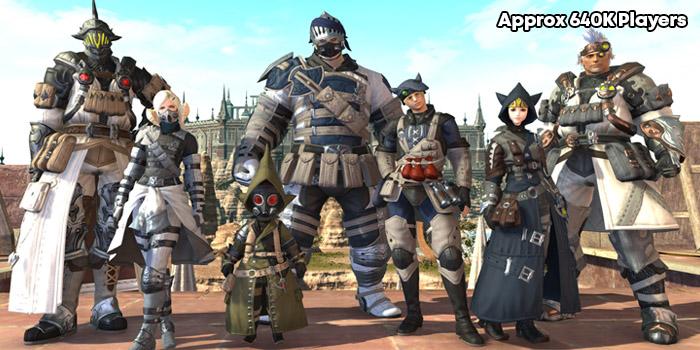 Popular MMORPG Final Fantasy XIV
