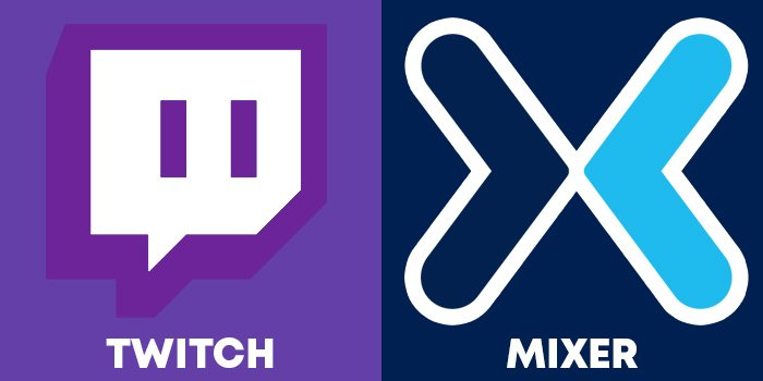 Featured image for Twitch and Mixer for New Streamers