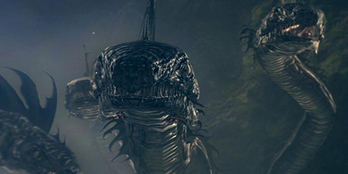 Dark Souls Remastered - Hydra optional boss