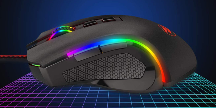 Best mouse for gaming - Redragon M602