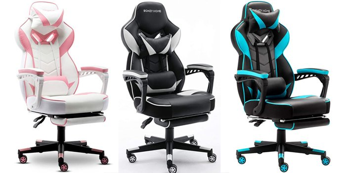 Comfortable gaming chair - Bonzy Home