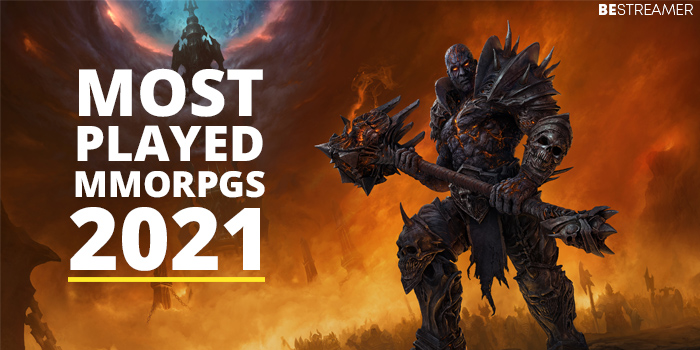 10 Most Played MMORPGs 2021