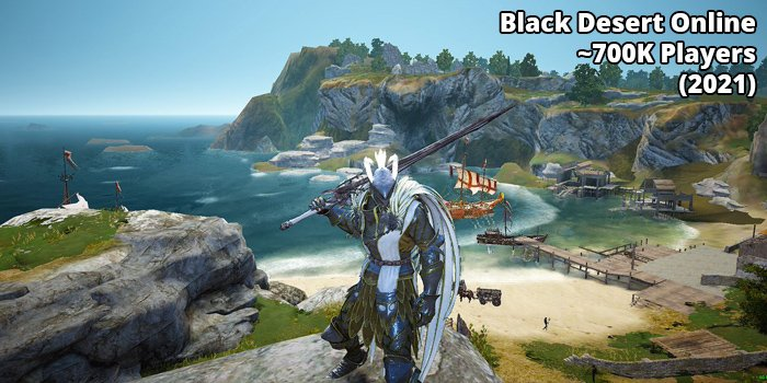 PvP orientated MMORPG Black Desert Online