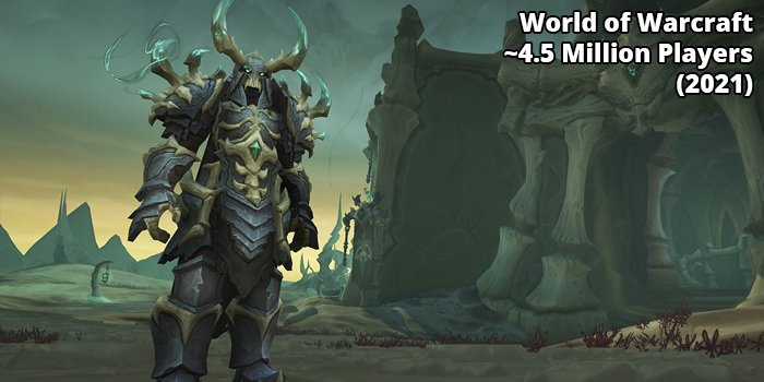 The Most Played MMORPG - World of Warcraft