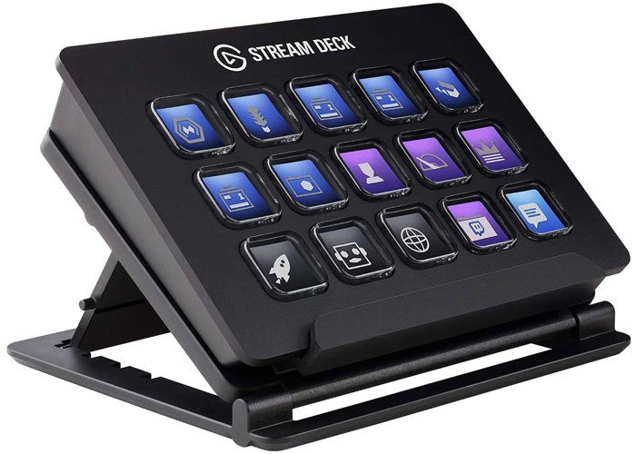 Best streaming deck for Twitch - Elgato
