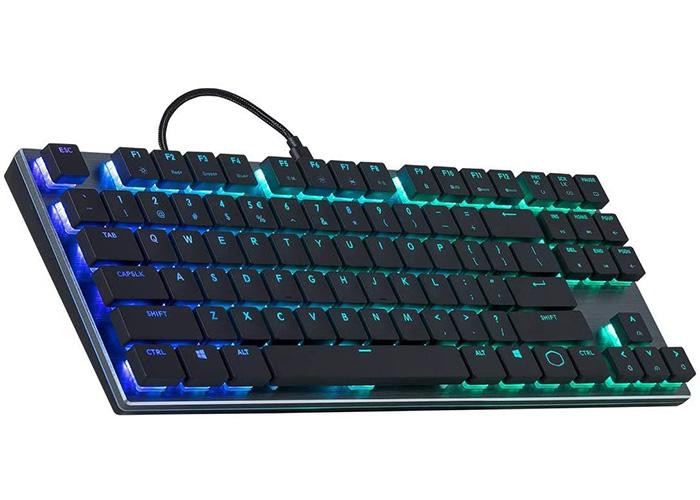 Tenkeyless Keyboard - Cooler Master SK630