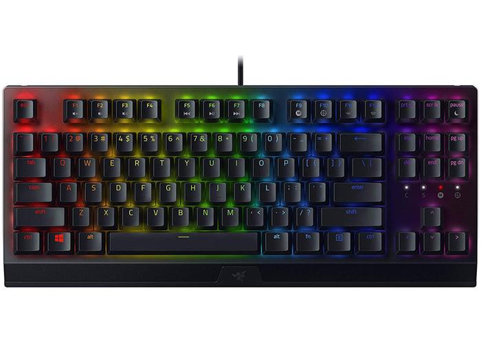 Razer's best small gaming keyboard - BlackWidow V3 TKL