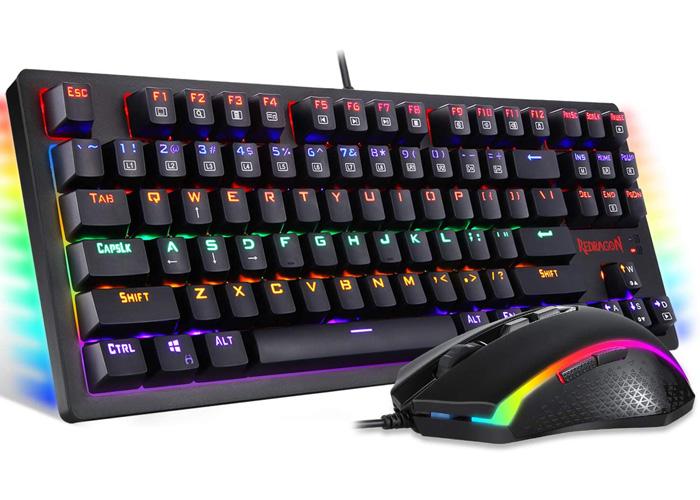 Redragon S113 Gaming Keyboard