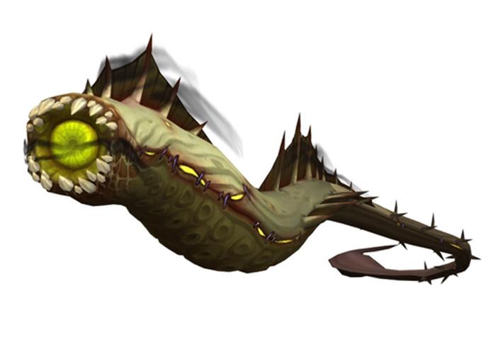 Rarest WoW mount - Slime Serpent