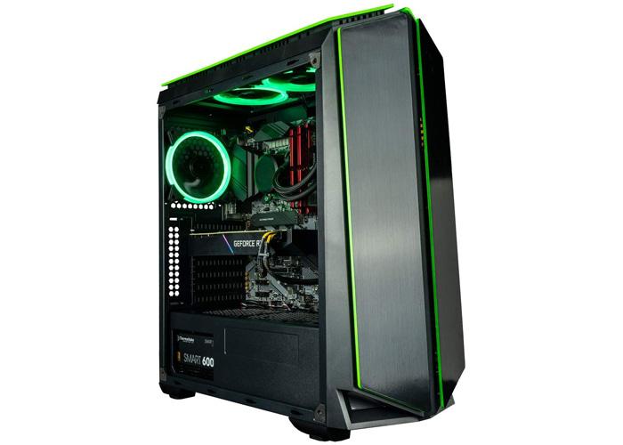 CUK Mantis GTX 1660 Super - 10th best prebuilt streaming PC