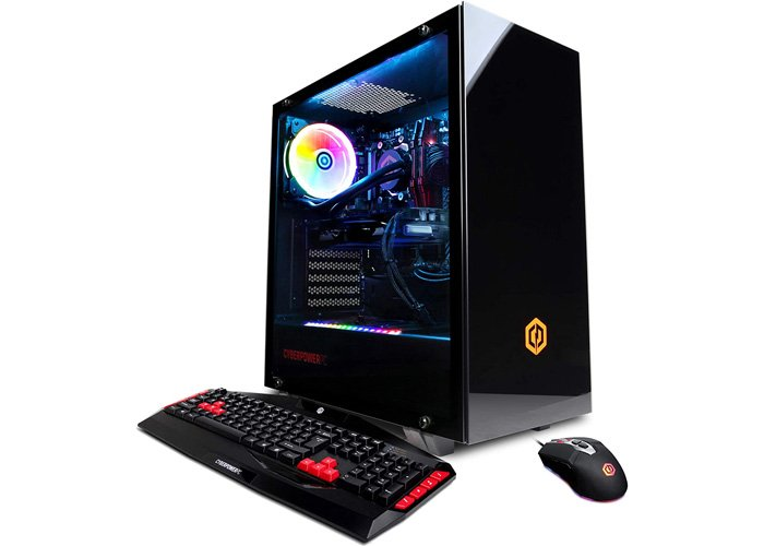CyberpowerPC prebuilt Gamer Xtreme VR