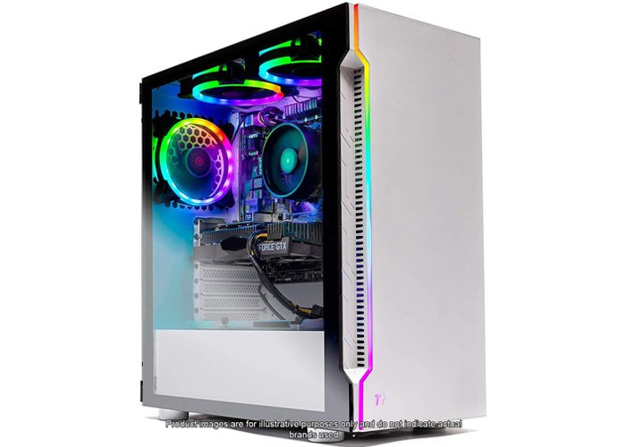 SkyTech Archangel 3.0 - best prebuilt gaming PC