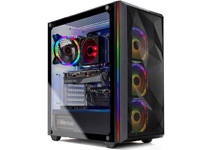 SkyTech Chronos - 7th best prebuilt gaming PC