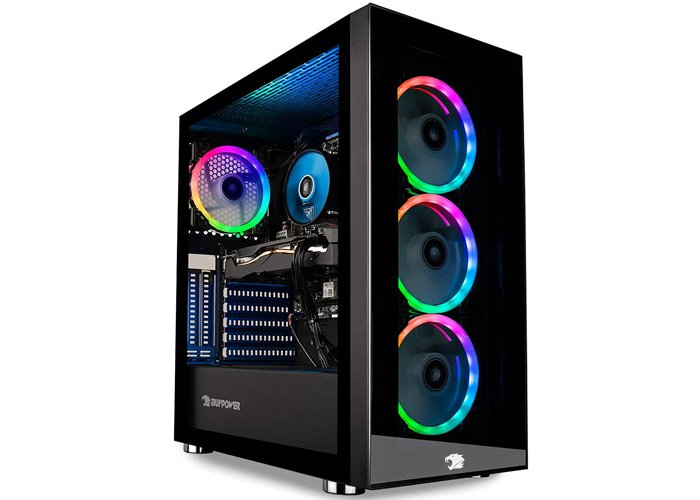 iBUYPOWER prebuilt PC - Element MR 9320
