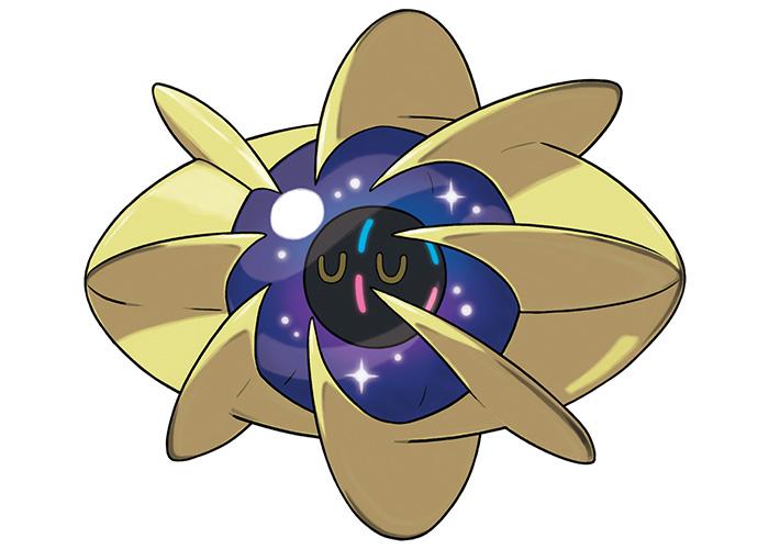 the heaviest Pokémon Cosmoem
