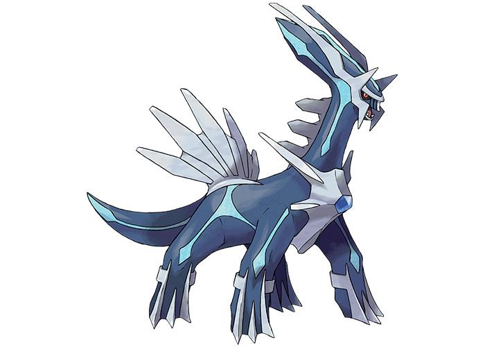 Dialga - Creation of Time Pokémon