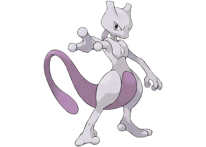 Genetic Pokémon Mewtwo
