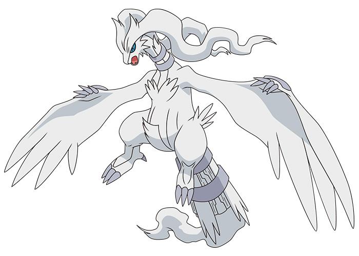Reshiram - Vast White Pokémon