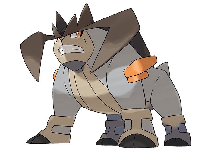 Cavern Pokémon Terrakion