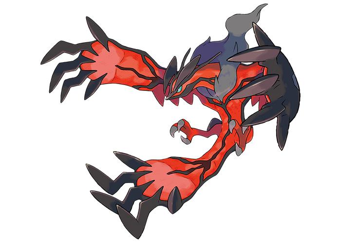 Yveltal the Destruction Pokémon