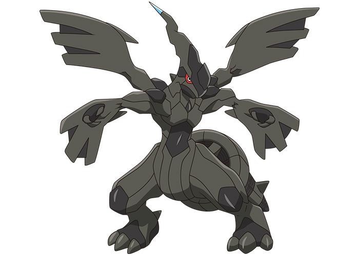 Zekrom - Deep Black Pokémon